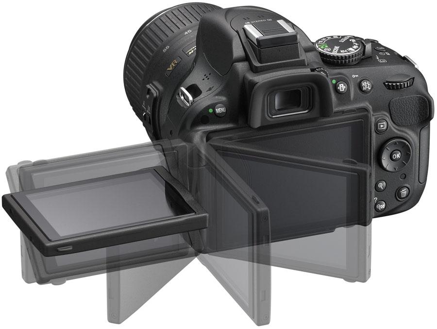 Фотоаппарат nikon d5100 2